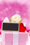Valentin day background Stock Photos