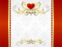 valentin för bakgrund s Royaltyfri Bild