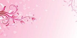 valentin för bakgrundsdag s Royaltyfri Foto