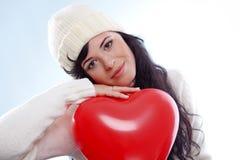 valentin för dag s Fotografering för Bildbyråer
