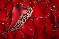 valentin för dagprydnad s Royaltyfri Bild