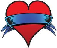 valentin för hjärta s vektor illustrationer