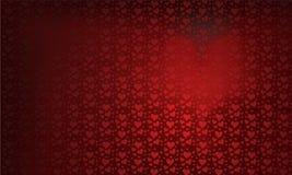 valentin för illustration s för dagdraw lycklig Royaltyfri Bild