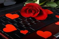 valentin för kortdag s Royaltyfria Foton