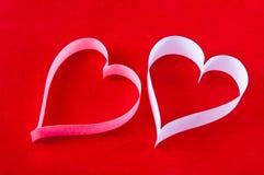 valentin för symbol för daghjärta s Royaltyfria Foton