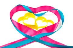 valentin för symbol för daghjärtaferie s Arkivbild