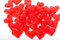 Valentin hearts Royalty Free Stock Photography