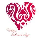 Valentin hjärta Royaltyfri Foto