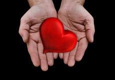 Valentin hjärtor för dagvalentin royaltyfri foto