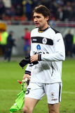FC Steaua Bucharest FC Gaz Metan Medias Fotografia Stock