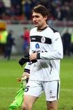 Medios de FC Steaua Bucarest FC Gaz Metan Fotografía de archivo