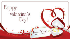 Valentin`s Day background Royalty Free Stock Images