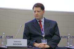 Valentin Sidorin Royalty-vrije Stock Afbeelding