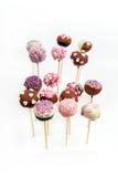 Valentin tårtapop Royaltyfri Fotografi