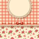 Valentinbakgrund Royaltyfria Foton