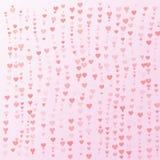 valentinbegreppsbakgrund Fotografering för Bildbyråer