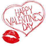 Valentindag. Royaltyfri Foto