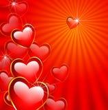 Valentindag Royaltyfri Bild