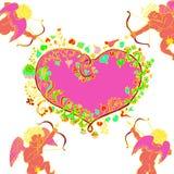 Valentindag Royaltyfria Bilder