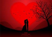 valentindag som gifta sig Royaltyfria Foton