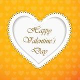 Valentindagbakgrund. Royaltyfri Fotografi