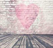 Valentindagbakgrund Royaltyfria Bilder