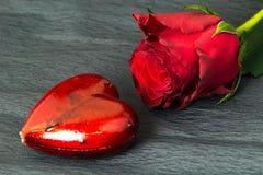 Valentindagberöm Royaltyfri Fotografi