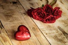 Valentindagberöm Royaltyfria Foton