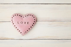 Valentindagkort Arkivbilder