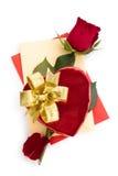 Valentine's天礼物 库存图片
