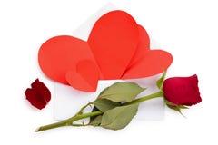 Valentine's daggåva Fotografering för Bildbyråer
