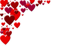 Valentine�s background Royalty Free Stock Image
