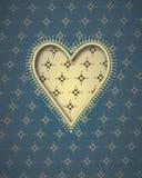 Valentine épousant la félicitation Photo stock