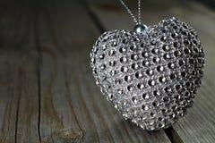 Valentine& x27; сердце s - символ влюбленности, понимания и сработанности Стоковое Изображение