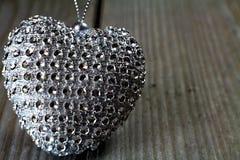 Valentine& x27; сердце s - символ влюбленности, понимания и сработанности Стоковое Изображение RF