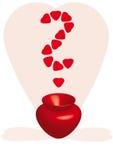 Valentine Photographie stock libre de droits