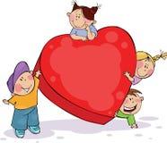 Valentine Photos libres de droits