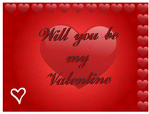 Valentine Royalty Free Stock Images