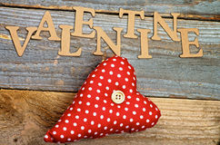 valentine Foto de archivo libre de regalías