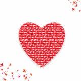 valentine Foto de Stock Royalty Free