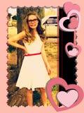 valentine lizenzfreies stockfoto