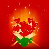valentine royalty ilustracja