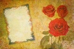 Valentine abstract background. Abstract vintage flower background illustration vector illustration