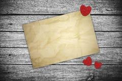 Valentine-achtergrond Stock Foto's