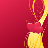 Valentine Background Royalty Free Stock Photo