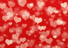 Valentine background Royalty Free Stock Photography