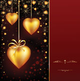 Valentine Background. Royalty Free Stock Photo