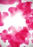 Valentine background Royalty Free Stock Photos