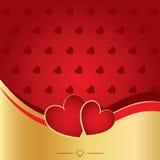 Valentine Background. Design illustration Stock Photo