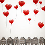 Valentine Background Images libres de droits